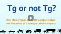 How Master Bond UV25 Helped the Transportation Industry